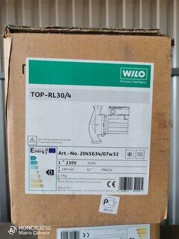 Тепловые насосы - Насос циркуляционный -Wilo-TOP-RL 30/4 EM PN6/10, 0