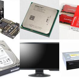 Материнские платы - Материнская плата, процессор, память, жесткий диск, 0