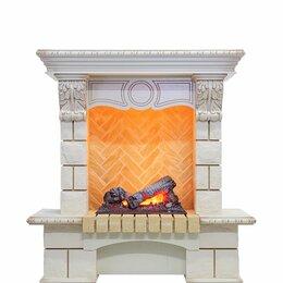 Камины и печи - Каминокомплект Dimplex портал Pierre Luxe…, 0