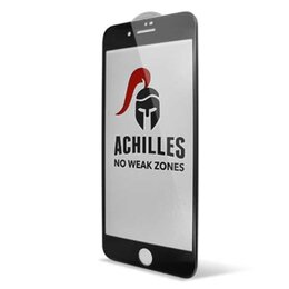 Защитные пленки и стекла - Защитное стекло для iPhone 7/8 Achilles 5D (Black), 0