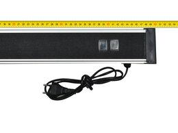 Оборудование для аквариумов и террариумов - LED светильник для аквариума 50 см светодиодный, 0