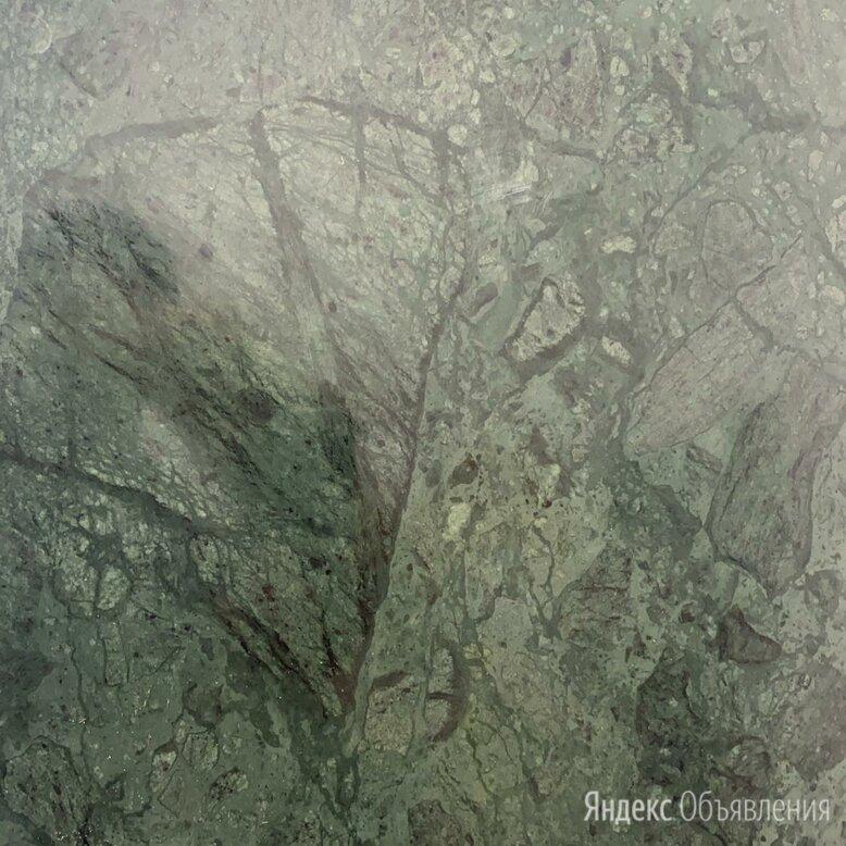 Плитка 300*600*20 Зеленый мрамор ( змеевик)  по цене 3500₽ - Облицовочный камень, фото 0