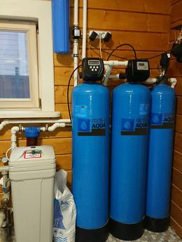 Фильтры для воды и комплектующие - Очистка воды / Водоочистка, 0