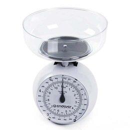 Кухонные весы - Весы кухонные механические Endever KS-517 белый, 0
