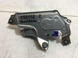 Отопление и кондиционирование  - Моторчик стеклоочистителя задний (Subaru Outback), 0