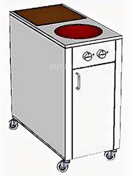 Промышленные плиты - Плита комбинированная Heidebrenner ETK-I-FW 763228, 0