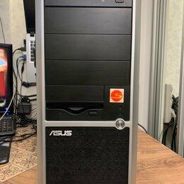 Настольные компьютеры - Asus игровой системный блок, 0