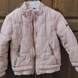 Куртки и пуховики - Куртка для девочки 98-104 см (2-4 года), 0
