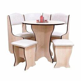 Мебель для кухни - Кухонный уголок Мини. Беленый дуб, 0