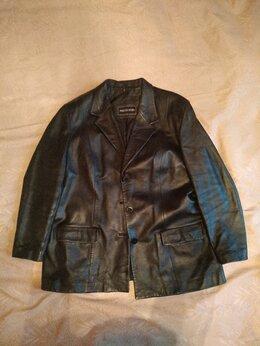 Пиджаки - Женский кожаный пиджак Freggia D'Oro, 0