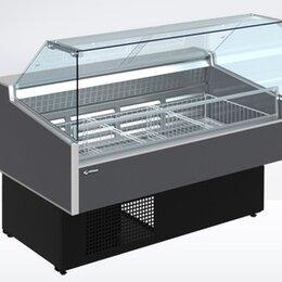 Холодильные витрины - Холодильная витрина Octava Q ВПН 1200, 0