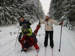 Горные лыжи - Походные лыжи, 0