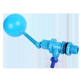 """Поплавковые выключатели - Поплавковый клапан 1"""" для бочки для воды Акватек (Aquatech), 0"""