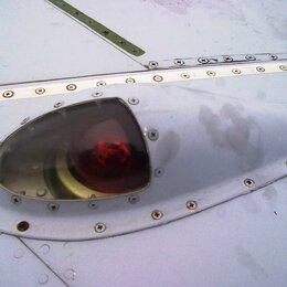 Для воздушного транспорта - Бортовой аэронавигационный огонь красный (БАНО-57), 0