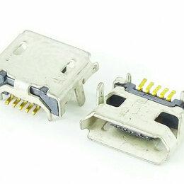 Компьютерные кабели, разъемы, переходники - Разъем micro usb №36 (R9), 0