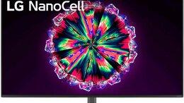 Телевизоры - Телевизор LED LG 55NANO866NA 4K черный, 0