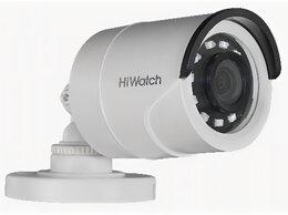 Камеры видеонаблюдения - DS-HDC-B020 Уличная цилиндрическая HD-TVI камера, 0