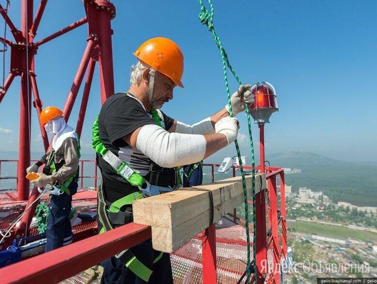 Монтажник на стройку.Вахта в Москве от 30 смен - Строительные бригады, фото 0