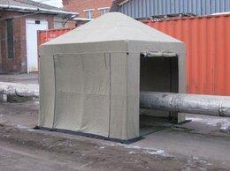 Тенты строительные - ПАЛАТКА СВАРЩИКА 3×3 м (БРЕЗЕНТ), 0