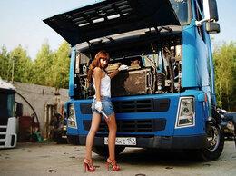 Специалисты - Разнорабочий в грузовой автосервис, 0