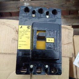 Защитная автоматика - Выключатель автоматический ВА 57Ф35-340010-20, 16А, 0