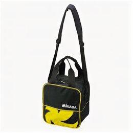 Дорожные и спортивные сумки - Сумка на 1 вол. мяч «MIKASA» арт. VL 1 C-BKY, 0