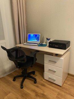 Компьютерные и письменные столы - письменный стол (107288), 0