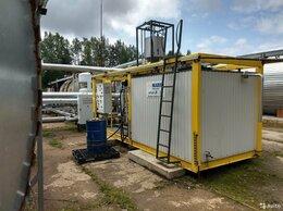 Производственно-техническое оборудование - Битумно-эмульсионная установка 15 т/ч, 0