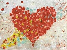 """Картины, постеры, гобелены, панно - Интерьерная картина """"Сердце"""", 0"""