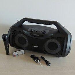 Портативная акустика - Большая Bluetooth колонка, 0