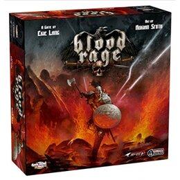 Дизайн, изготовление и реставрация товаров - Кровь и Ярость (Blood Rage), 0