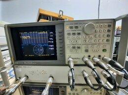 Лабораторное оборудование - анализатор цепей HP Agilent 8702B, 0