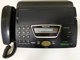 Факсы - Факс Panasonic KX-FT72RU, 0