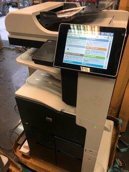 Принтеры и МФУ - Мфу, принтер лазерный HP m775z+a3, 0