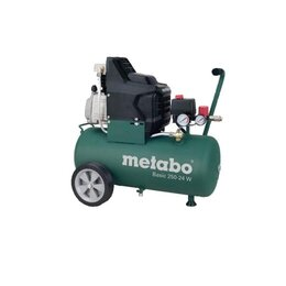 Воздушные компрессоры - Компрессор воздушный масляный Metabo Basic 250-24 W, 0