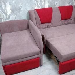 Бытовые услуги - Перетяжка дивана углового и дивана малютки, 0