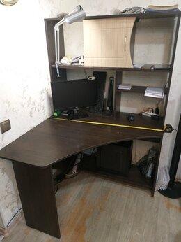 Компьютерные и письменные столы - Стол компьютерный, 0