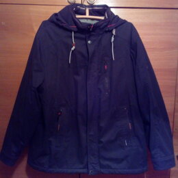 Куртки - Импортная куртка осенне-зимняя размер 68 - 70, рост 170 - 175, 0