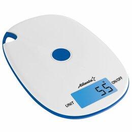 Кухонные весы - ATH-6211 (white) Весы кухонные электронные,…, 0