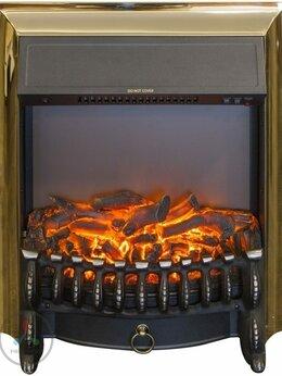 Камины и печи - Электроочаг Real-flame Fobos BR-S, 0
