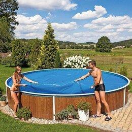 Тенты и подстилки - Покрывало плавающее для бассейна (круг), 0