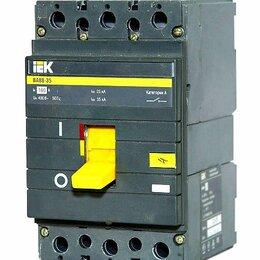 Защитная автоматика - Автомат ВА 88-35 250А, 0
