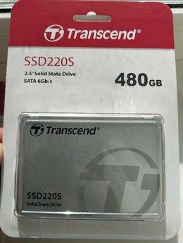 Внутренние жесткие диски - SSD 480Gb Transcend (TS480GSSD220S)., 0