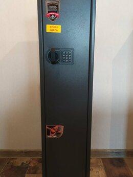 Аксессуары и комплектующие - Шкаф-сейф оружейный с кодовым замком, 0