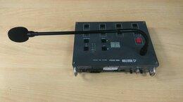 Противопожарное оборудование - Микрофонная консоль ROXTON RM-8064, 0