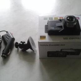 Видеокамеры - Авто Видеорегистратор новый, 0