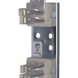 Электрические щиты и комплектующие - Держатель предохранителя PK 3 400A 1p 1000V DC, 0