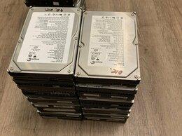 Внутренние жесткие диски - HDD ide 40гб 3.5, 0