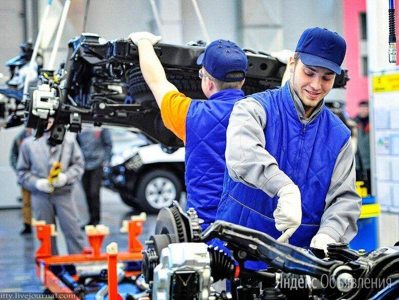 Требуется подсобный рабочий на автобазу - Разнорабочие, фото 0