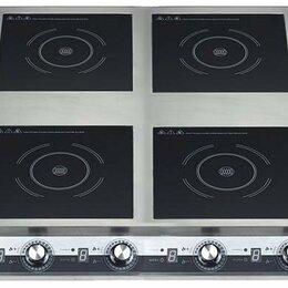 Промышленные плиты - Плита индукционная Hurakan HKN-ICF35DX4, 0